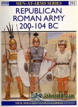 Osprey - Men at Arms 291 - Republican Roman Army 200-104 BC