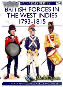 Osprey - Men at Arms 294 - British Forces in the West Indies 1793-1815