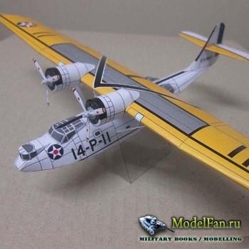Bruno VanHecke,Rata - Consolidated PBY-5 Catalina