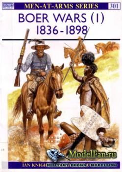 Osprey - Men at Arms 301 - Boer Wars (1): 1836-1898