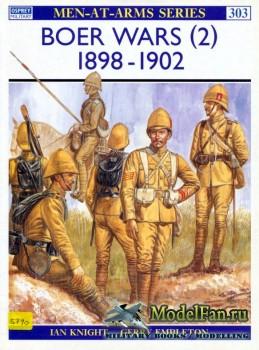 Osprey - Men at Arms 303 - Boer Wars (2): 1898-1902
