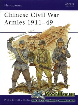 Osprey - Men at Arms 306 - Chinese Civil War Armies 1911-1949