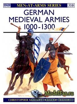 Osprey - Men at Arms 310 - German Medieval Armies 1000-1300