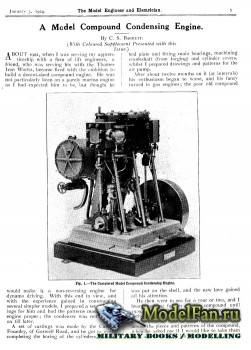 Model Engineer Vol.50 No.1184 (3 January 1924)