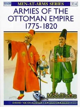 Osprey - Men at Arms 314 - Armies of the Ottoman Empire 1775-1820