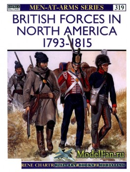 Osprey - Men at Arms 319 - British Forces in North America 1793-1815