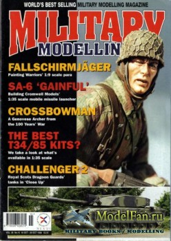 Military Modelling Vol.28 No.15 (October 1998)