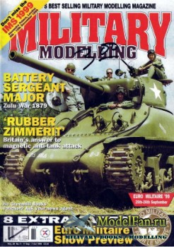 Military Modelling Vol.29 No.11 (September/October 1999)