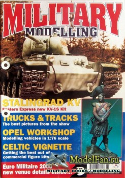 Military Modelling Vol.30 No.6 (May/June 2000)