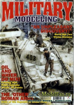 Military Modelling Vol.30 No.13 (October/November 2000)