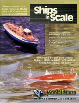 Ships in Scale Vol.6 No.34 (March/April 1989)