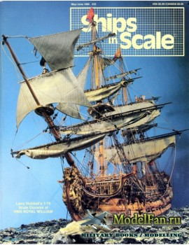Ships in Scale Vol.6 No.35 (May/June 1989)