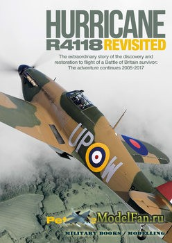 Hurricane R4118 Revisited (Peter Vacher)