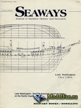 Seaway Vol.1 No.1 (January/February 1990)