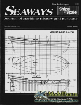Seaway Vol.2 No.6 (November/December 1991)