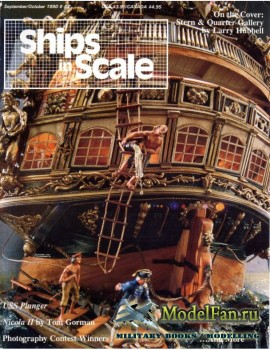 Ships in Scale Vol.9 No.43 (September/October 1990)