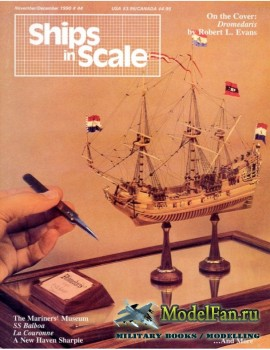 Ships in Scale Vol.9 No.44 (November/December 1990)