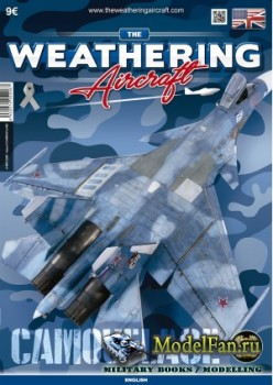 The Weathering Aircraft Issue 6 - Camouflage (June 2017)