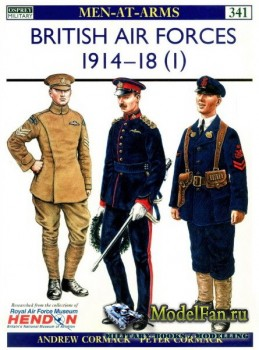 Osprey - Men at Arms 341 - British Air Forces 1914-1918 (1)