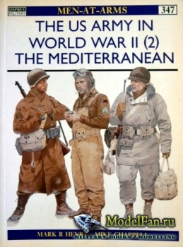 Osprey - Men at Arms 347 - The US Army In World War II (2): The Mediterrane ...