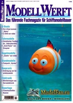 ModellWerft 7/2005