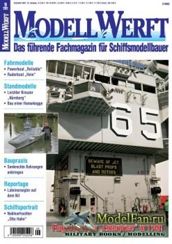 ModellWerft 9/2005