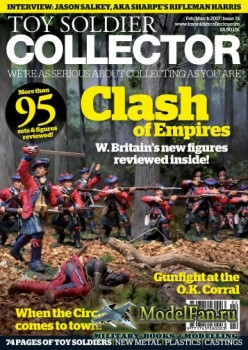 Toy Soldier Collector (February/March 2017) Issue 74
