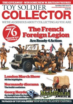 Toy Soldier Collector (April/May 2017) Issue 75