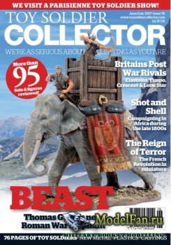 Toy Soldier Collector (June/July 2017) Issue 76