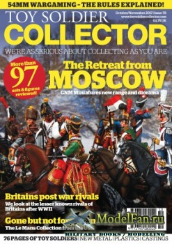 Toy Soldier Collector (October/November 2017) Issue 78