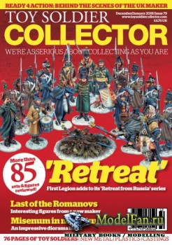 Toy Soldier Collector (December 2017/January 2018) Issue 79