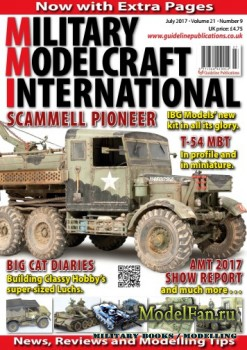 Military Modelcraft International (July 2017) Vol.21 №9