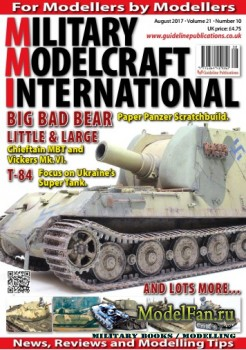 Military Modelcraft International (August 2017) Vol.21 №10