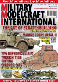 Military Modelcraft International (October 2017) Vol.21 №12