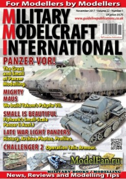 Military Modelcraft International (November 2017) Vol.22 №1