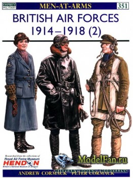 Osprey - Men at Arms 351 - British Air Forces 1914-1918 (2)
