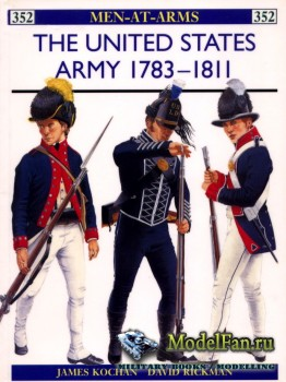 Osprey - Men at Arms 352 - The United States Army 1783-1811