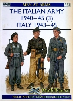 Osprey - Men at Arms 353 - The Italian Army 1940-1945 (3): Italy 1943-1945