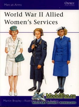 Osprey - Men at Arms 357 - World War II Allied Women's Services