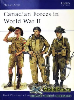 Osprey - Men at Arms 359 - Canadian Forces in World War II