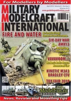Military Modelcraft International (April 2018) Vol.22 №6