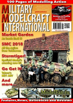 Military Modelcraft International (January 2019) Vol.23 №3