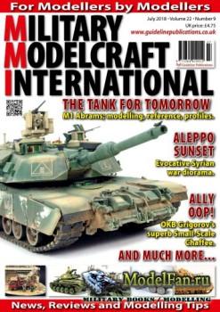 Military Modelcraft International (July 2018) Vol.22 №9