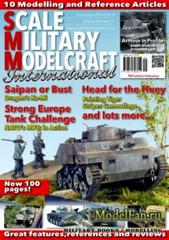Scale Military Modelcraft International (September 2018) Vol.22 №11