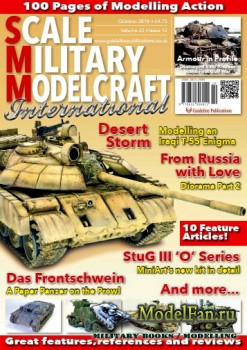 Scale Military Modelcraft International (October 2018) Vol.22 №12