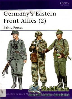 Osprey - Men at Arms 363 - Germany's Eastern Front Allies (2): Baltic Forces