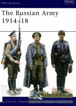 Osprey - Men at Arms 364 - The Russian Army 1914-1918