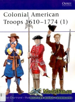 Osprey - Men at Arms 366 - Colonial American Troops 1610-1774 (1)