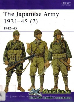 Osprey - Men at Arms 369 - The Japanese Army 1931-1945 (2): 1942-1945