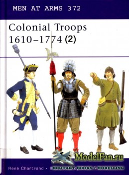 Osprey - Men at Arms 372 - Colonial American Troops 1610-1774 (2)